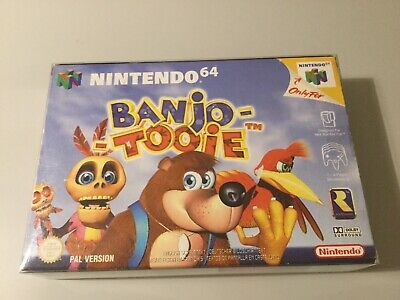 Banjo Tooie Complet Version Francaise TBE Nintendo 64