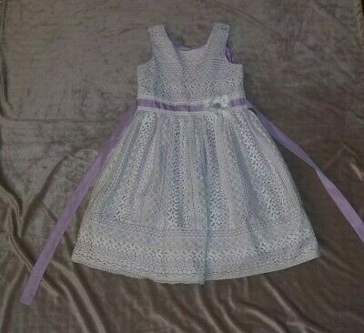 f04ee527e6bf0a Girls Dress by Jona Michelle - Size 10 - Easter - Spring - Lavender - Lace