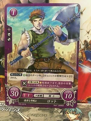 Anna B03-099N Fire Emblem 0 Cipher Booster 3 Mint FE If Fates Heroes