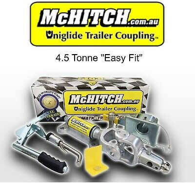 McHitch 4.5T 'Easy Fit' Caravan Auto Coupling Camper Motorhome AUEF45K JAYCO