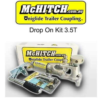 McHitch 3.5T Drop On Platinum Kit Caravaning CamperVan Motorhome Jayco Accessory
