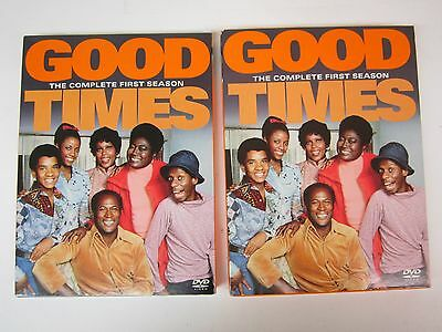 Good Times - The Complete First Season (DVD, 2003)- John Amos, Esther Rolle