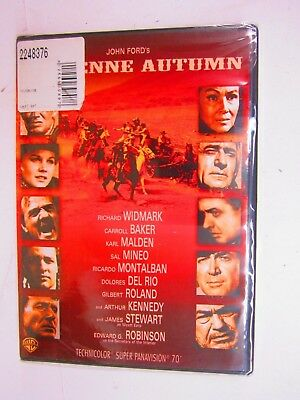 JOHN FORD'S - Cheyenne Autumn - RICHARD WIDMARK (DVD, 2007) BRAND NEW  SEALED