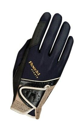 Roeckl Madrid Gloves Horse Riding Equestrian Competition Handwear Protector