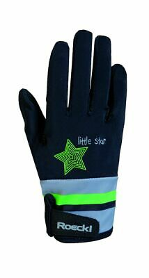 Roeckl Kelli Gloves Horse Riding Equestrian Handwear Comfort Playing Protector