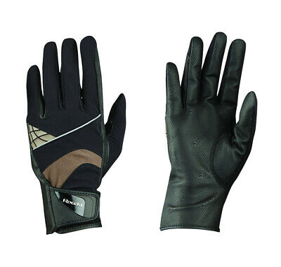Roeckl Montreal Gloves Horse Riding Competition Equestrian Handwear Protector