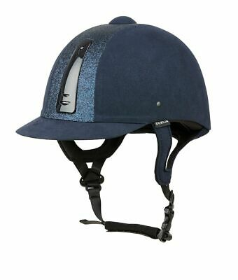 Dublin Silverline Fizz Helmet Horse Riding Equestrian Headwear Protection