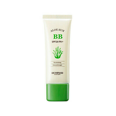 [SKINFOOD] Aloe Sun BB Cream 50g (SPF20 PA+) #02 Natural Skin (AU)
