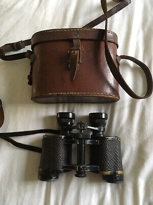 Binocular Cases & Accessories Antique Ross London Binocular Leather Case Binoculars & Telescopes Consumers First