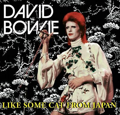 David Bowie Like Some Cat From Japan 3-CD Ziggy Stardust Tour Tokyo 1973