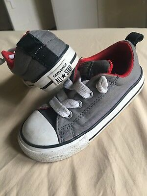Converse All Star Toddler Shoes Size 8