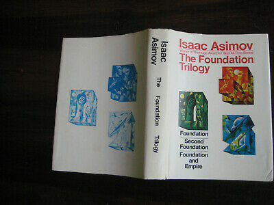 Isaac Asimov The Foundation Trilogy Taiwan Piracy edition (Avon) pirate