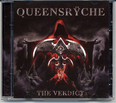 Queensryche – The Verdict 2019 COLLECTOR'S NEW CD! FREE SHIPPING!