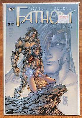 Fathom #9, NM, Top Cow, Michael Turner
