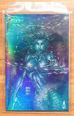 Fathom #9, Holofoil, NM, Top Cow, Michael Turner