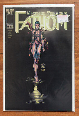 Fathom #6, NM, Top Cow, Michael Turner