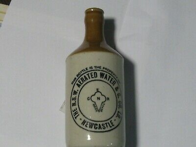 NSW Aerated Water & co Ginger Beer (Newcastle)