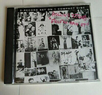 Rolling Stones : Exile on Main St. CD