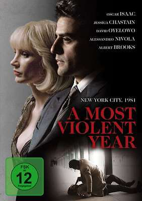 A Most Violent Year - Jessica Chastain - DVD (x)