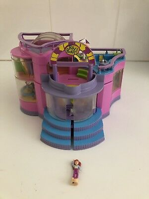 Vintage Polly Pocket Polly And The Pops Concert Hall 1999