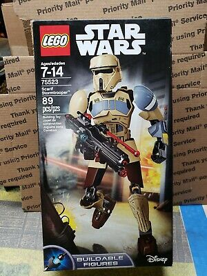 Lego Star Wars Scarif Stormtrooper Buildable Figures 75523-89 Piece New in Box