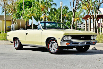 1966 Chevrolet Chevelle SS Convertible, 396 V8, Power Steering, Brakes pectacular 1966 Chevy Chevelle SS 396 Big Block, Automatic, P/S Brakes Windows