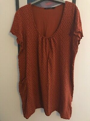 Gudrun sjoden xl Size (18- 24) Stretchy Long Tunic