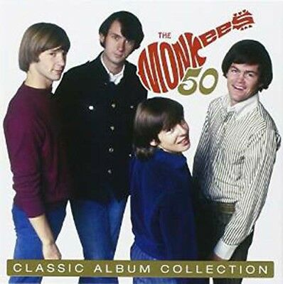 The Monkees Classic Album Collection Cd New