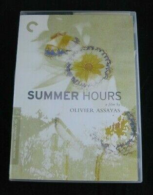 The Criterion Collection SUMMER HOURS DVD #513