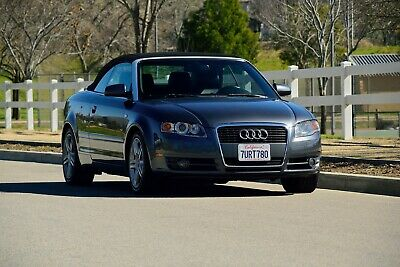 2007 Audi A4 CABRIOLET TURBO-INSPECTED-NO RESERVE 2007 AUDI A4 CABRIOLET CONVERTIBLE-LOADED-EXTRA CLEAN-INSPECTED-NO RESERVE