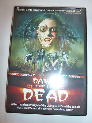 Dawn of the Living Dead DVD indie zombie horror movie Curse of the Maya