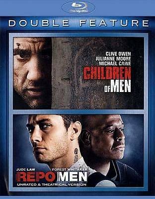 Children Of Men / Repo Men Double Featur