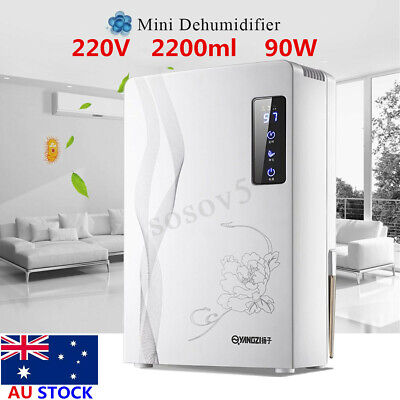 2200ml 220V Portable Home Office Air Dryer Electric Mini Desiccant