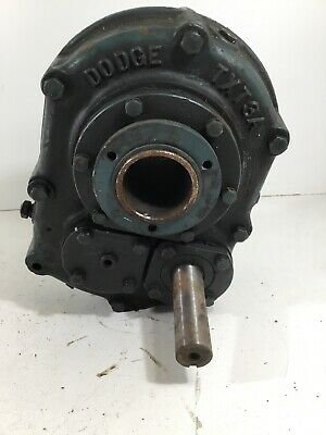 Dodge TXT315AT Shaft Mount Reducer TXT3A; Ratio: 14.88