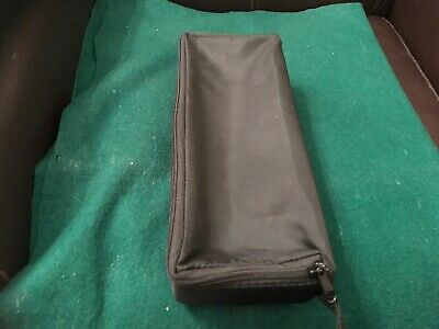 Vintage 70's Audio Cassette Tape Storage Carry Case Ideal Classic Car VGC