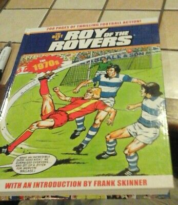 The best of Roy of the rovers 1970s