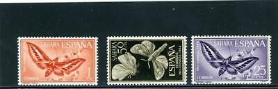 Spanish Sahara 1964 Scott# 142-4 mint NH
