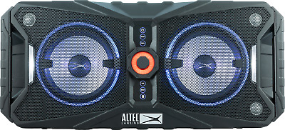 Altec Lansing XPEDITION 850 Portable, Waterproof, Floating Bluetooth Speaker