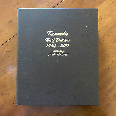 1964-2011 Complete Kennedy Half Dollar Collection - BU & Silver 158 Pc Set