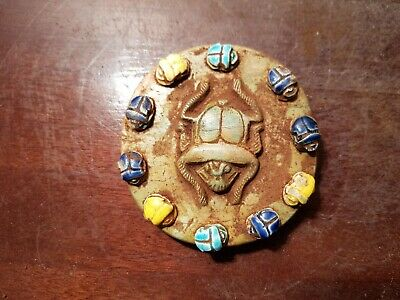 Rare Antique Ancient Egyptian Scarabs plate 11 Scarabs precious Stone1870-1780BC