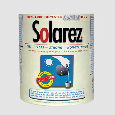 SOLAREZ UV-CURE LOW-LITE Polyester 1oz Tube - $8 95 | PicClick
