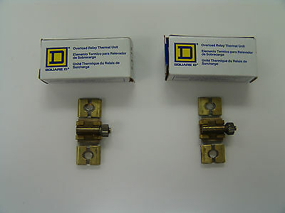Square D - Overload Relay Thermal Unit - Part # B5.50