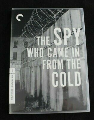 Criterion Collection THE SPY WHO CAME IN FROM THE COLD DVD #452
