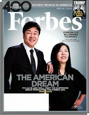 Forbes - 2016, October 25- The Forbes 400 Richest People in America