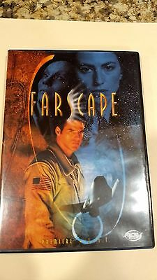 FarScape Premiere - this is a unique dvd - From my library - viewed once