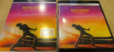 Bohemian Rhapsody (Blu-ray 4K UHD, 2018) 1-Disc Never Viewed NO CASE FAST SHIP