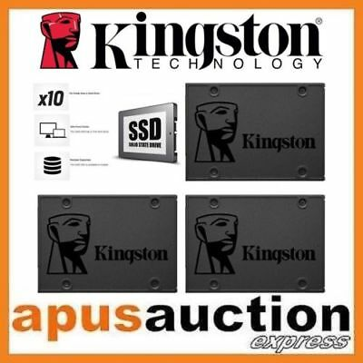 Kingston A400 SSD 240GB 120GB 480GB Solid State Drive Disk SATA 3 6GB/s 500MB/s