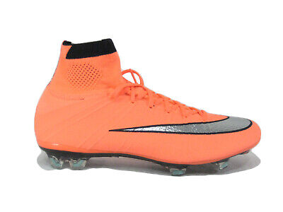 34f956f7885 Nike Mercurial Superfly FG (641858-803) SZ 7 Football Cleats Soccer Shoes  Boots
