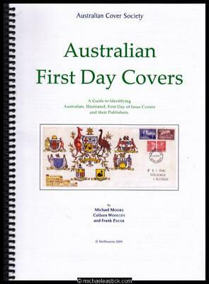 Australian First Day Covers-A guide to Identifying Aus FDI Covers & Publishers