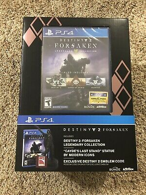 Destiny 2 Forsaken Legendary Collection Collector's Edition - Ps4, Playstation 4